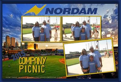 NORDAM 2015 Company Picnic
