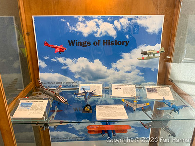 Bergstrom Airport Display - Austin, TX