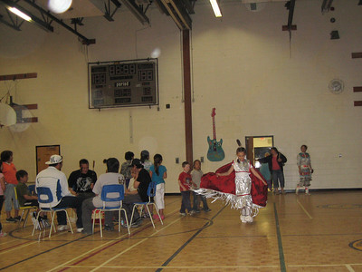 Bishop Belleau National Aboriginal Day Celebrations 2009