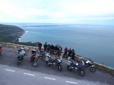 Serra da Arrábida - Pre-Ride Guine 2011