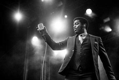Vintage Trouble, Bergenfest 2016