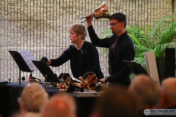 Detroit Handbell Ensemble in Concert