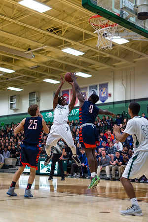 2/10/17 - Atholton Varsity Basketball vs Reservoir