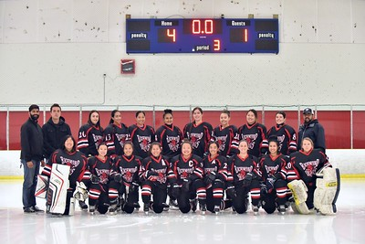 2019-2020 Richmond Devils Senior A