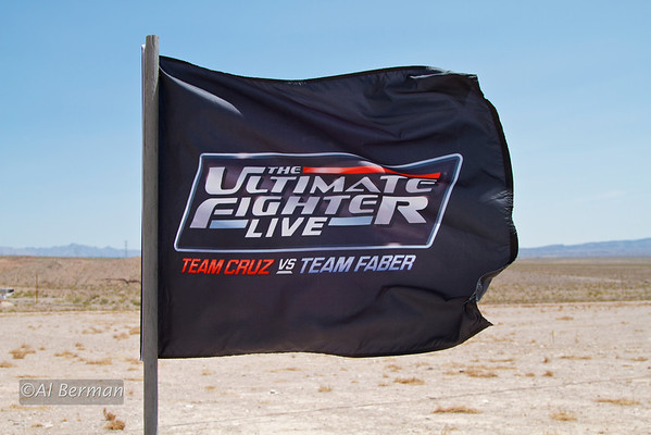 TUF Crew In the Desert