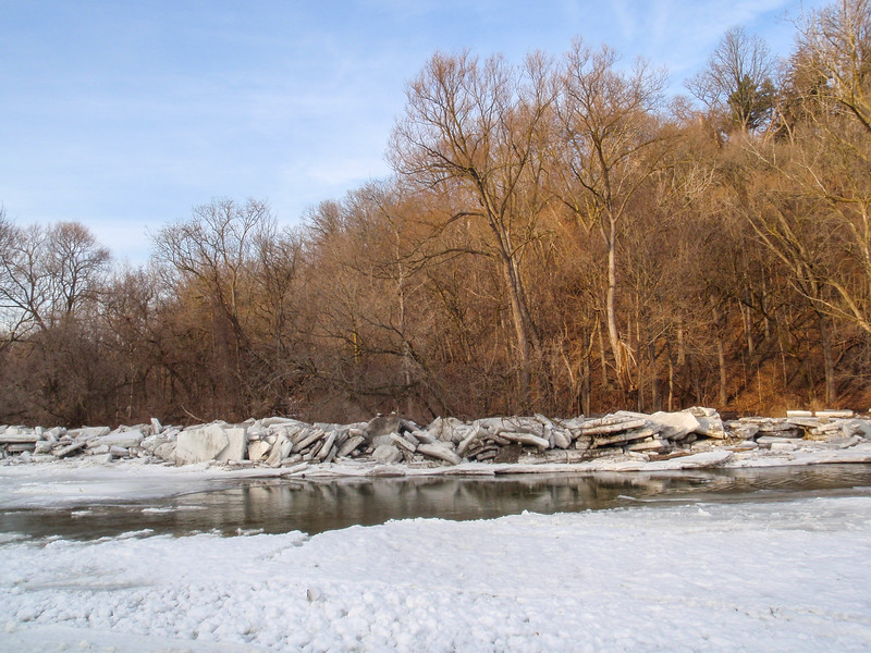 Along The Humber River
