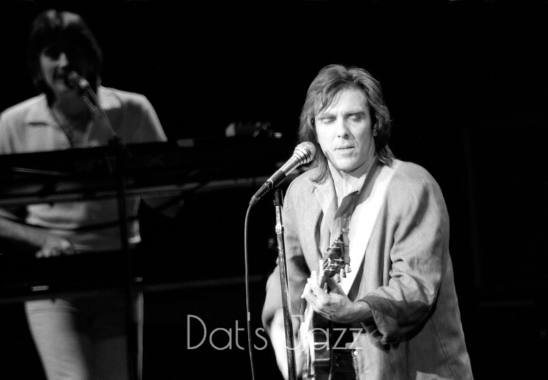 DENNIS LOCORRIERE & BILLY FRANCIS