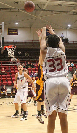 Women's Basketball v Winthrop