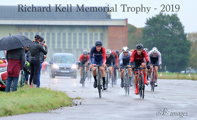 The 2019 Richard Kell Memorial Trophy - #2