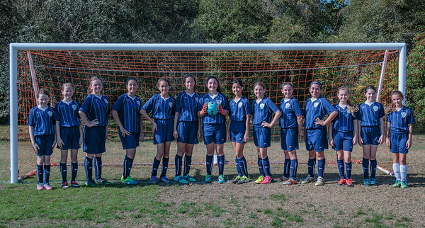 2016-17 Oldsmar Soccer Club U12G Travel Recreational Team