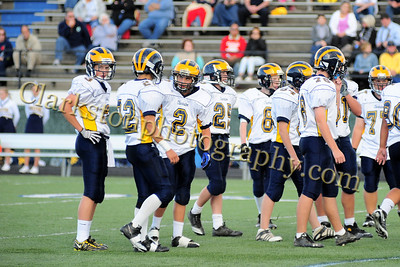 2010 Clarkston Freshman Football vs Rochester