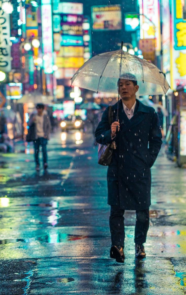 Blade Runner Tokyo
