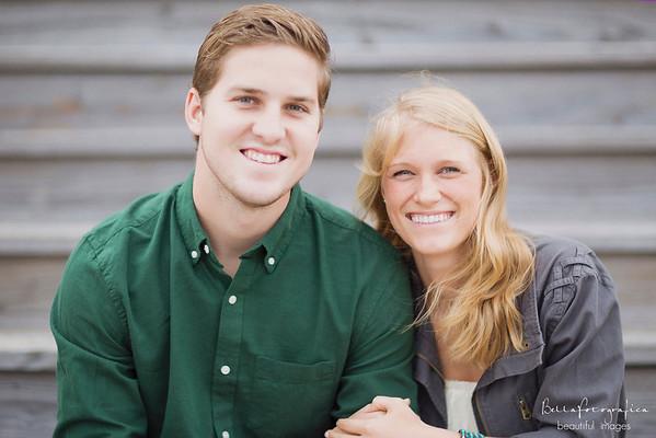 Brenna and Beau