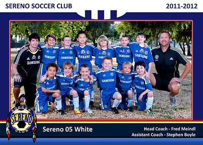 Sereno 05 White Team Pictures