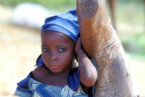 [Images of Rural Nigeria 2009.