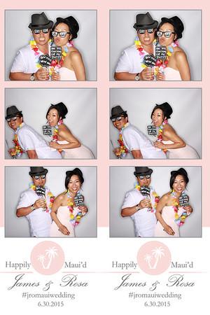 Rosa + James