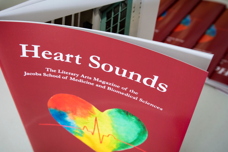 Heart Sounds The Jacobs School Literary Arts Magazine