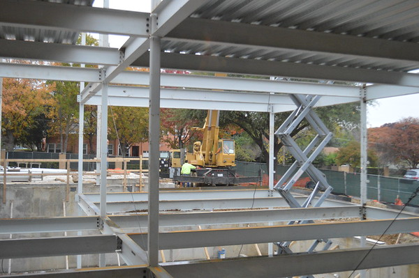 Campus Construction.December 2016