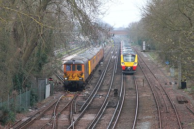 Waterloo to Reading line