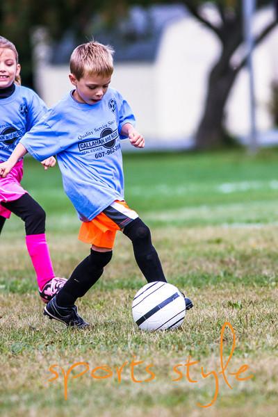 CVSA U8 Soccer 09.15.2013