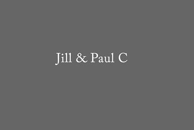 Jill & Paul C
