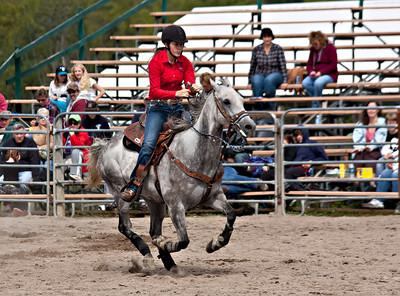 4H Districts 09/17/11 Barrel Horses