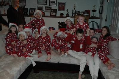Christmas Eve & Christmas 2007