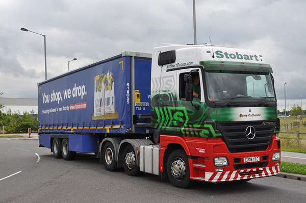 Stobart's Goole 09th July 2012