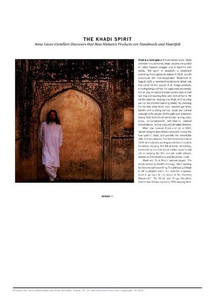 Selvedge Magazine - Issue #55 - 2013