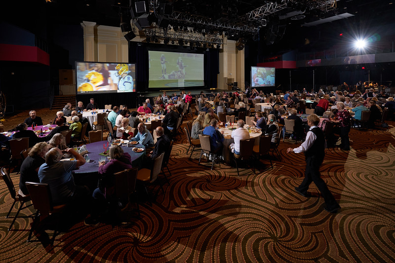 Slot Tournament and Watch Party