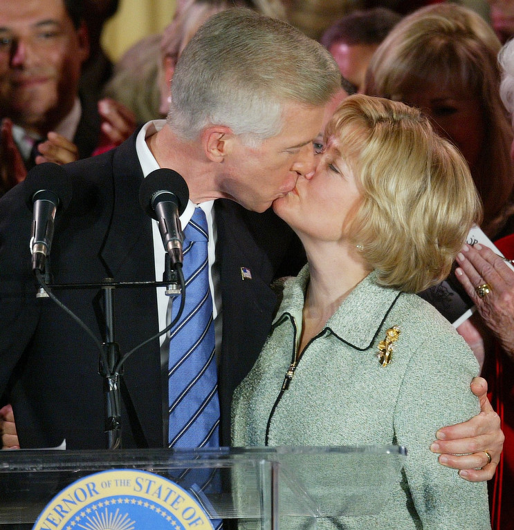 . 10/7/03- Los Angeles, CA 