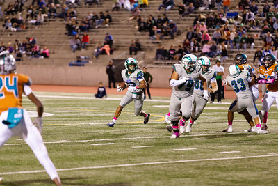 Montwood vs Pebble Hills Football