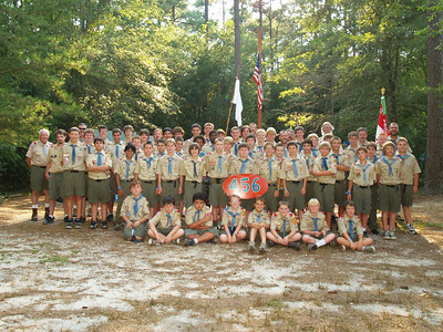 2008 Summer Camp