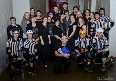 2014-12-13 Heathers v High Rollers