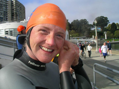2006 SAR Qualifying Swim
