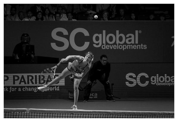 WTA Singapore 2014