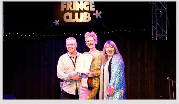 Fringe2018 Weekly Awards Week Four