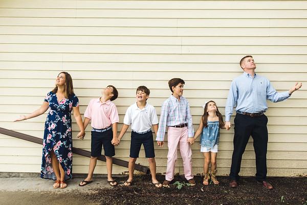 Steadman Family