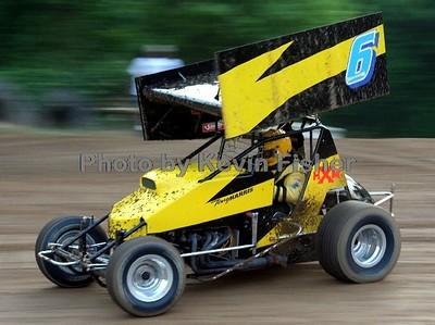 VSS Sprints at County Line Raceway - 6/9/07