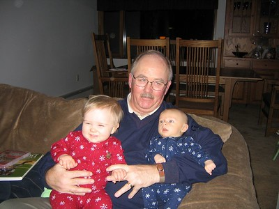 Christmas 2004 Trip to Massachusetts