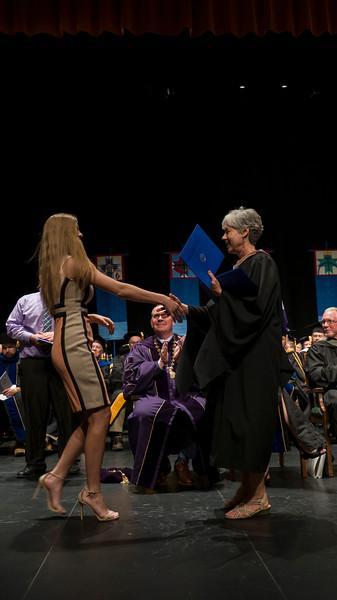Honors Convocation - U of DBQ