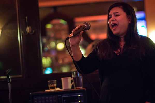 Dawn Giblin Trio - Union Street - 11-8-2016