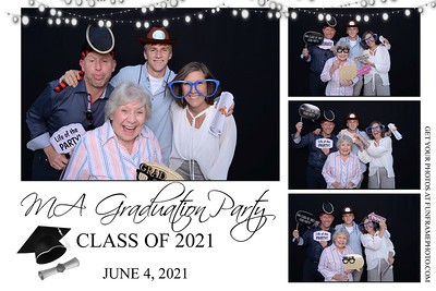 MA Graduation Party