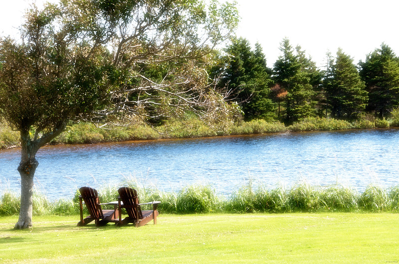 Idyllic laid back lifestyle of PEI