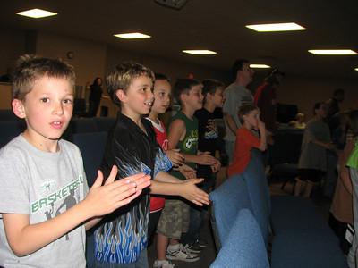 NE Indiana Kids Blitz camp, May 2009