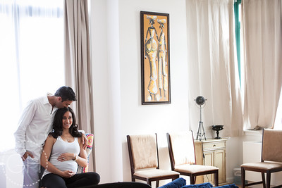 Shetal + Ravi's Maternity Session