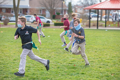 Middle School Hall Fest - Capture the Flag