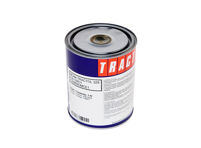 JCB CAB GREY PAINT (1 LITRE)