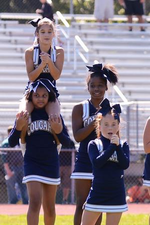 Junior Cheer Squad Vs Brandywine