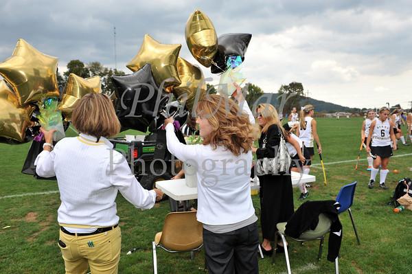 Berks Catholic vs Schuylkill Valley Senior Day 2012 - 2013